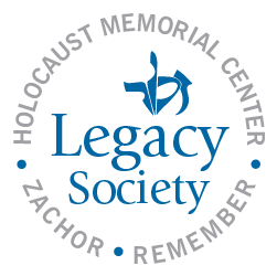 Holocaust Memorial Center Legacy Society